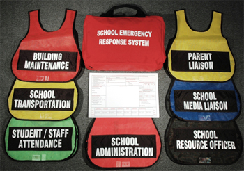 school emergency equipment